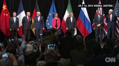 Iran nuclear deal one year out: The good, bad, and ugly By CNN Nuclear Deal, Portuguese Food, First Year, Being Ugly, Iran, Good Things, Youtube, Fashion, Moda