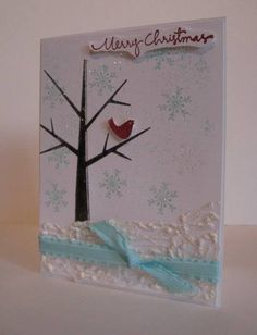 WT349 Winter Season of Friendship by nancy littrell - Cards and Paper Crafts at Splitcoaststampers