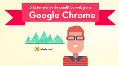 Extensiones de Analítica Web para Google Chrome, Descúbrelas