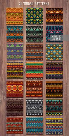 patterns, brushes and cards ~ Graphic Patterns ~ Creative Market - patterns, brushes and cards ~ Graphic Patterns ~ Creative Market La mejor imagen sobre dec - Tribal Pattern Art, Tribal Art, African Tribal Patterns, Ethnic Patterns, Tribal Prints, Textile Patterns, Madhubani Art, Madhubani Painting, Dot Art Painting