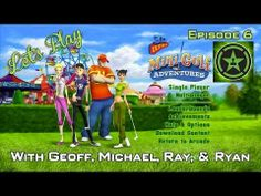 Let's Play - 3D Ultra MiniGolf Adventures Episode 6