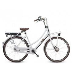 Elektryczny Rower Miejski Damski Sparta Pick-Up  Electric. Dla Pań ceniących sobie wygodę, nowoczesny design oraz prostotę z połączeniem technologii. http://damelo.pl/damskie-rowery-miejskie-elektryczne/436-elektryczny-rower-miejski-damski-sparta-pick-up-electric.html
