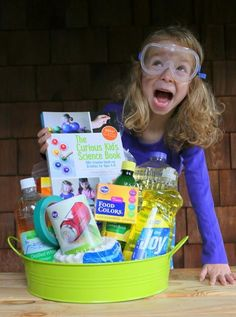 DIY Science Kits - a creative gift for kids that will not only entertain them, but also teach them valuable STEM skills!