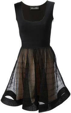 Valenti Antonino flared tulle skirt dress on shopstyle.co.uk Cime 9edbea0fe66