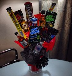 Man Bouquet I Made For My Boyfriends 23rd Birthday Him