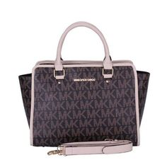 Welcome To Our Michael Kors Selma Logo Signature Large Coffee Totes Online Store