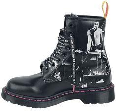 Støvler Dr. Martens Pascal 8 Eye Støvler Ankle Støvler
