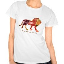 LION -  Majestic KING of animals Tees