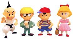 EarthBound was re-released on the Wii U Virtual Consoles this week, with off-TV play and online access to the packed-in strategy guide from the game's original 1995 release on the SNES.