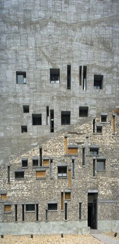 Amateur Architecture Studio - Hangzhou - Architects | chinese-architects.com - wang shu - pritzker prize winner 2012