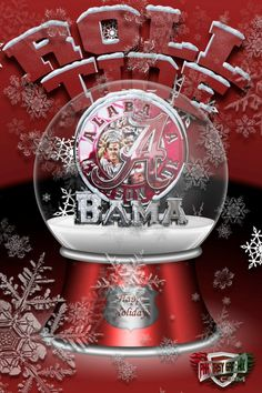 "A ""Roll Tide"" Merry Christmas!"