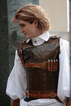 Cosplay Costume - Albus from Castlevania: Order of Ecclesia