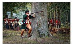 hessians were hired soldiers