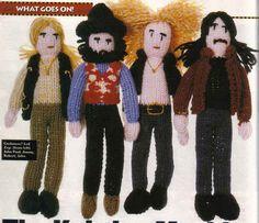 Crochet Zeppelin