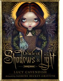 Oracle Cards written by Lucy Cavendish and illustrated by Jasmine-Becket-Griffith, what a combination!
