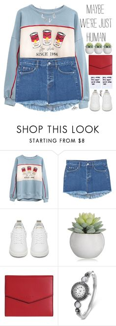 """let me not forget what i am moving towards"" by exco ❤ liked on Polyvore featuring MANGO, Golden Goose, Lodis, clean, organized and rosegal"