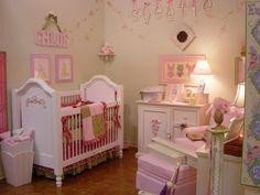 Princess Baby Room Ideas 21