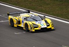 Scuderia Cameron Glickenhaus in their quest to conquer the 24 Hours of Nurburgring with their pair of carbon fiber SCG003