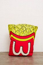 Woouf Mini Fries Floor Cushion at Urban Outfitters
