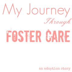 """""""My journey started when I was born. My birth-parents were both developmentally and cognitively challenged. These challenges prevented them from properly caring for a child and I suffered some physical delays as an infant. Sometime after I turned two, a storekeeper at the local mall, who had come to notice us roaming around there daily, called Social Services several times and I was eventually placed in foster care."""" (read more on blog)  #adoption #fostercare"""