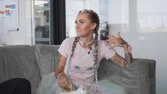 Sharlota - Interview @ Footshop