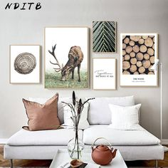 classic home decor Classic Scandinavian Wall Art Fine Art Rustic Nordic Nature Tree Rings Deer Canvas Wood Prints Minimalist Pictures For Modern Country Home Decor Rooms Home Decor, Room Wall Decor, Classic Home Decor, Minimalist Home Decor, Modern Country, Modern Rustic, Country Decor, Rustic Decor, Living Room Pictures