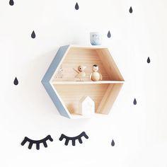 Sweet en soft nursery room - babykamer