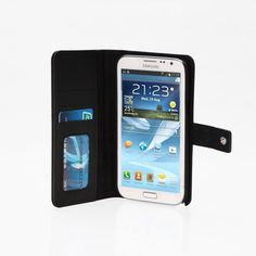 Fashionable Wallet case for Galaxy Note 3 from Bear Motion