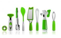 8 Pc Kitchen Tool Set - Art and Cook Store
