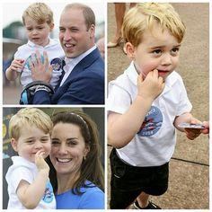 So cuuuuute ! Love Prince George !