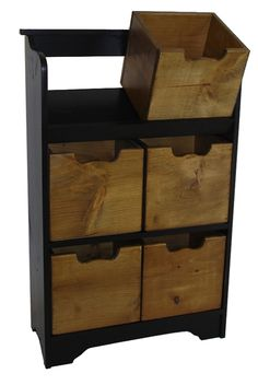 Springwater Woodcraft cubbies and cubby cube holder. Canadian made, solid pine. See in store for pricing and available finishing options. Cottage Furniture, Log Furniture, Accent Furniture, Living Room Furniture, Solid Pine Furniture, Log Bed, Cubby Storage, Cubbies, Real Wood