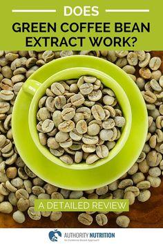 green coffee bean biverkningar