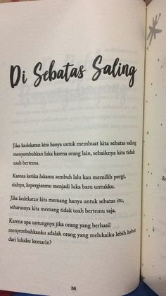 Quotes Rindu, Book Qoutes, Quotes From Novels, Text Quotes, Life Quotes, Cinta Quotes, Wattpad Quotes, Favorite Book Quotes, Quotes Galau