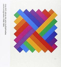 Resultado de imagem para max bill obras Max Bill, Graphic Design Art, Graphic Design Inspiration, Kandinsky Art, Hard Edge Painting, Stencil Printing, Rainbow Quilt, Identity Art, Illusion Art