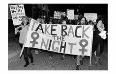 La Feminista Mafia: Take Back the Night on We Heart It Take Back, Take My, Mafia, I Support You, Worlds Of Fun, True Stories, Storytelling, We Heart It, Feminism