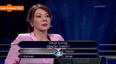 Kim milyoner olmak ister 2 şubat 2015 Ayşe Terzi 422. bölüm