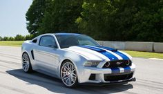 Need for Speed 2013 Shelby GT500 The Complete Need for Speed Car Guide