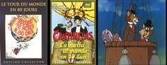 Julio Verne, la vuelta al mundo en 80 días y los globos  http://www.facebook.com/siempreenlasnubes.volarenglobo  Información y reservas para volar: http://www.siempreenlasnubes.com