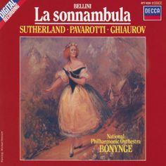 Bellini - La Sonnambula / Sutherland · Pavarotti · Ghiaurov · NPO · Bonynge ~ Vincenzo Bellini, http://www.amazon.com/dp/B0000041RY/ref=cm_sw_r_pi_dp_1QyMsb0M0NHNZ