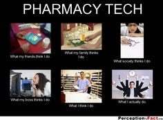 PHARMACY TECH... - Give your friends a smile and share this.