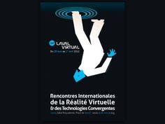 Affiche pour Laval Virtual 2012 par Geoffrey Dorne
