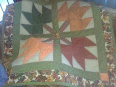 Los hojas de maple