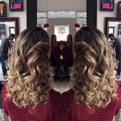 Aquele penteado mega romântico onde menos é mais ������ Realizado por nossa querida profissional Mirian ������������ #cabelo #maquiagem #hair #instahair #make #hair #studioaquarius #feliz #makeup #salaodebeleza #beautiful #beauty #cabelos #loreal #kerastase #lowell #diadanoiva #noiva #bride #bridesmaid #casamento #madrinha #convidadas #penteadodenoiva #maquiagemdenoiva http://gelinshop.com/ipost/1525609904801330062/?code=BUsDiAZgDOO