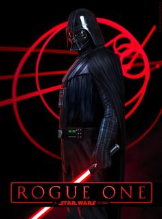 'Rogue One' Darth Vader - Riyahd Cassiem