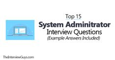 Interview Process, Job Interview Tips, Interview Questions, System Administrator, Get The Job, Guys, Reading, Blog, Reading Books