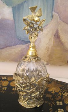 Parfums. love this Matson perfume bottle. i need it to go with my powder box ;-)