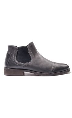 Farrell Parc City Boot - grey $278.00