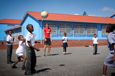 Sports Project in South Africa