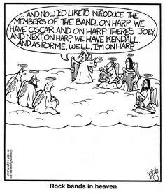 Image result for bizarro! harp comic