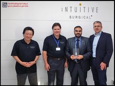 Proudly announcing receiving the GOLDEN AWARD 2015 for the outstanding performance via Intuitive Surgical Co. Many thanks to Robotic Service team for such an achievement! #awards #achievement #gulfmedical #Saudi #Jeddah #surgical #medical #healthcare